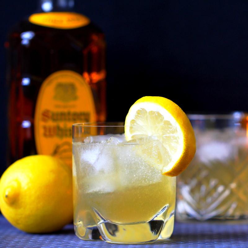 Whiskey Sour Schritt 5 Fertig