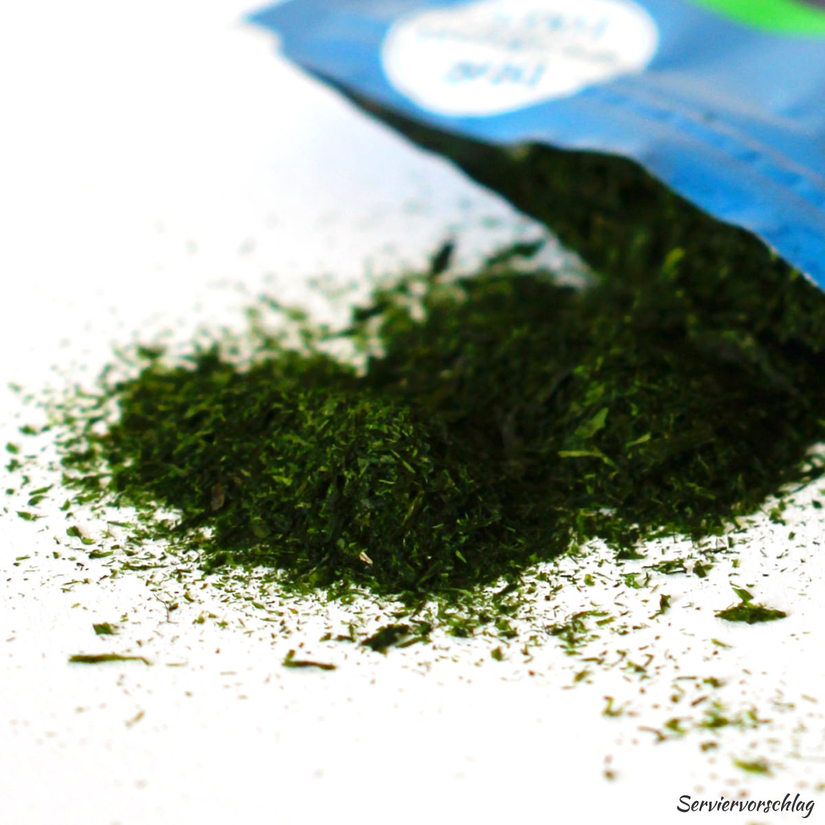 Aonori 2,3g (grüner Seetang), MISHIMA