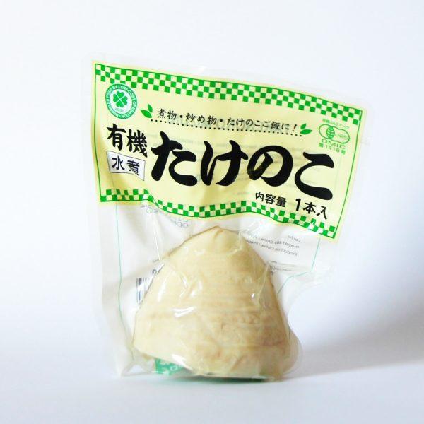 Bambussprosse 200g (gekochte ganze Sprosse), TAKENOKO MIZUNI