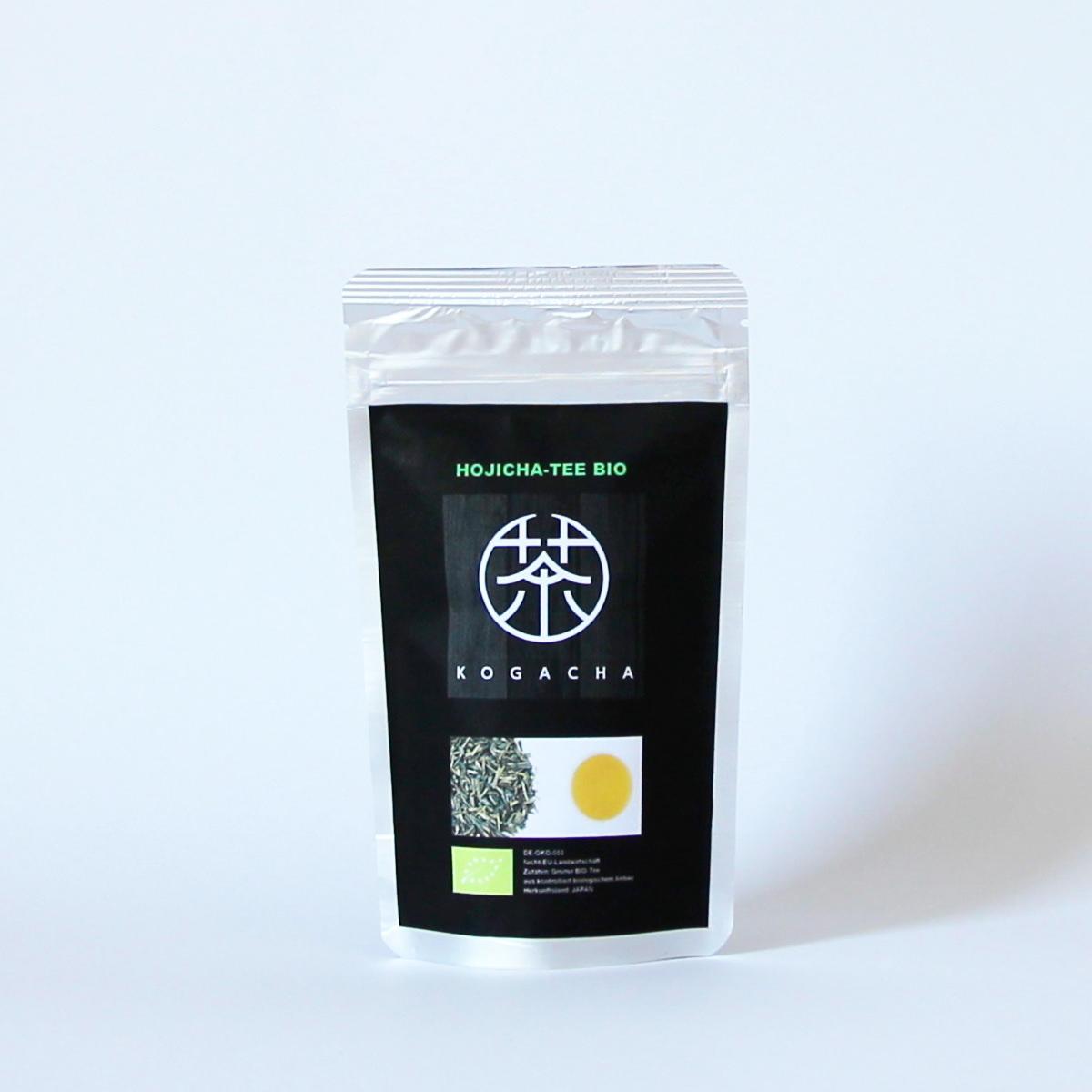 Hojicha 50g (gerösteter, japanischer Bio-Grüntee), KOGACHA