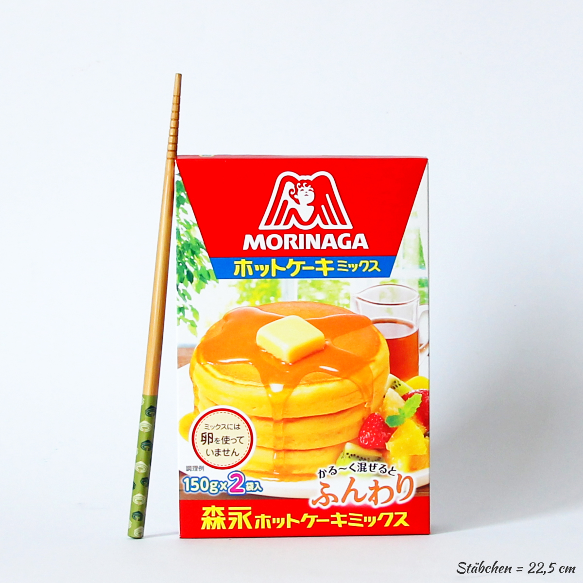 Hot Cake Mix 300g (Mehlmischung für Dorayaki), MORINAGA