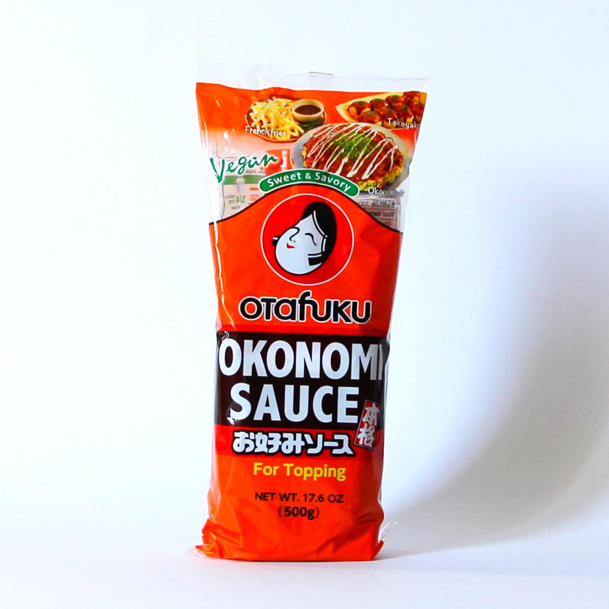 Okonomi Sauce 424ml (Okonomiyaki Sauce), OTAFUKU
