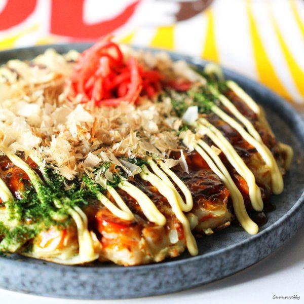 Okonomiyaki Kochset