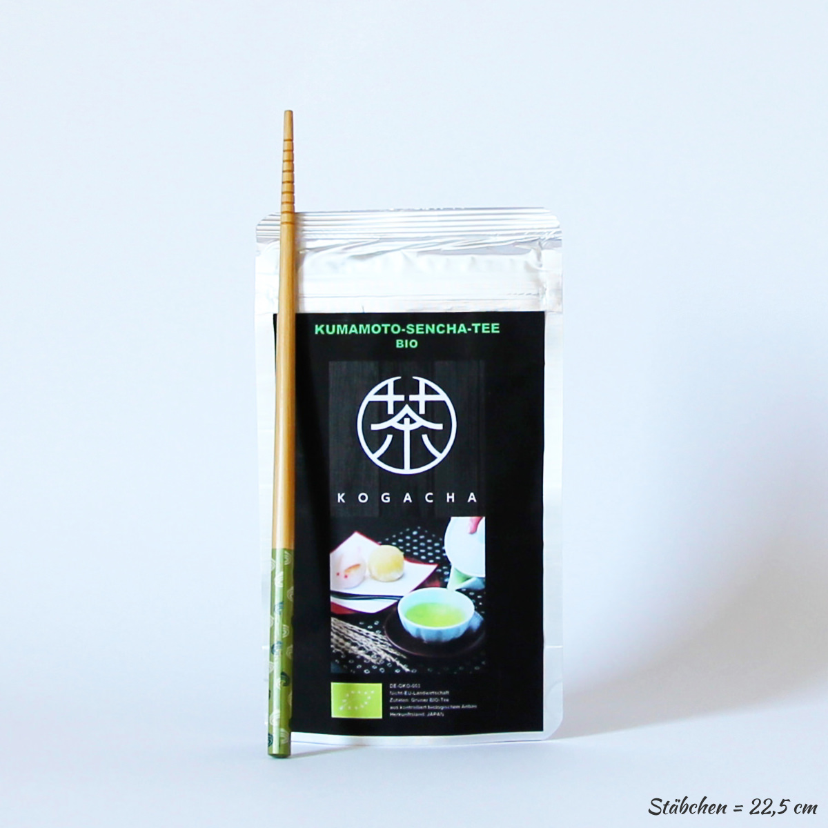 Sencha 50g (japanischer Bio-Grüntee aus Kumamoto), KOGACHA