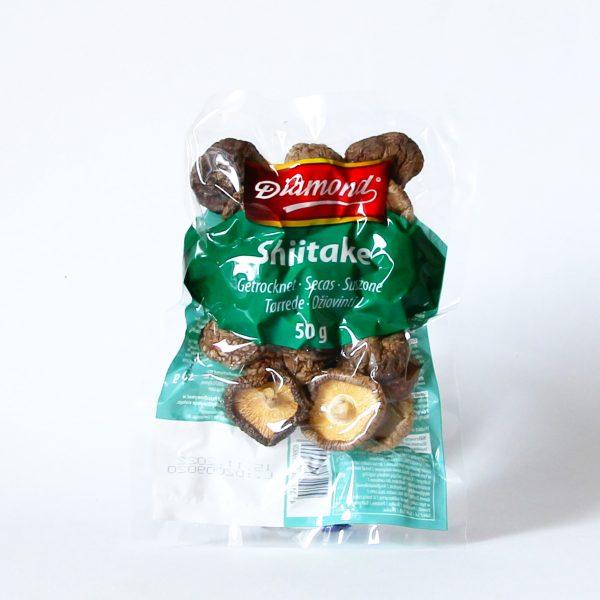 Shiitake Donko Pilze 50g (getrocknet), DIAMOND