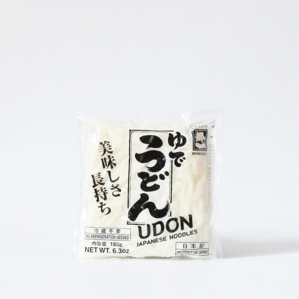 Udon Nudeln 180g (vorgekocht), MIYAKOICHI
