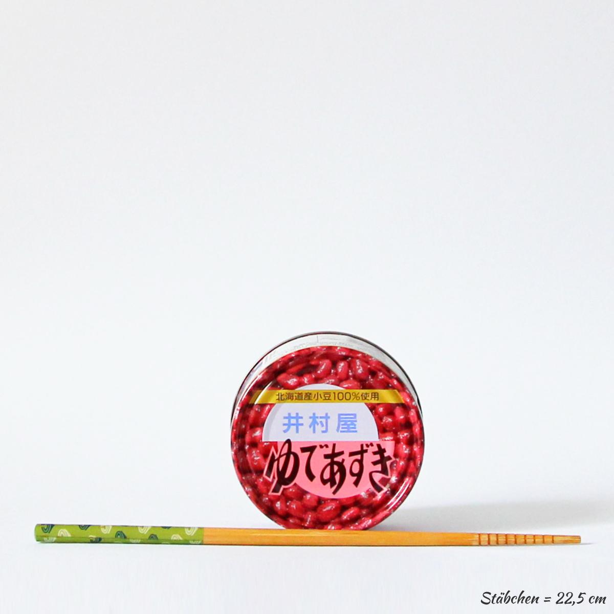 Yude Azuki 210g (Anko, grobe rote Bohnenpaste), IMURAYA