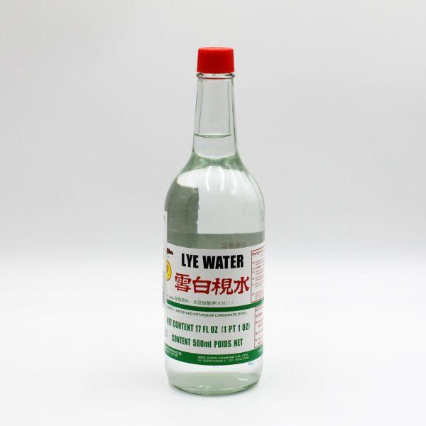 Kansui Wasser 500ml (Lye Water für Ramen Nudeln)