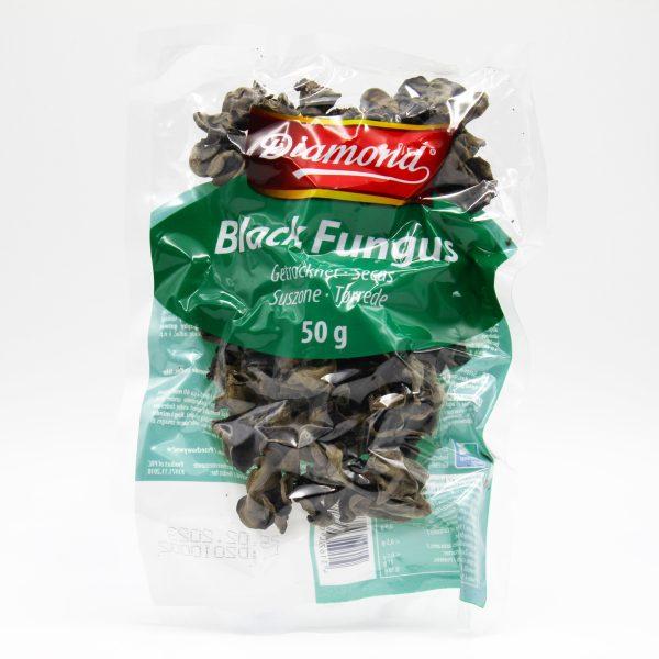 Black Fungus Pilze 50g (getrocknet, Kikurage), DIAMOND