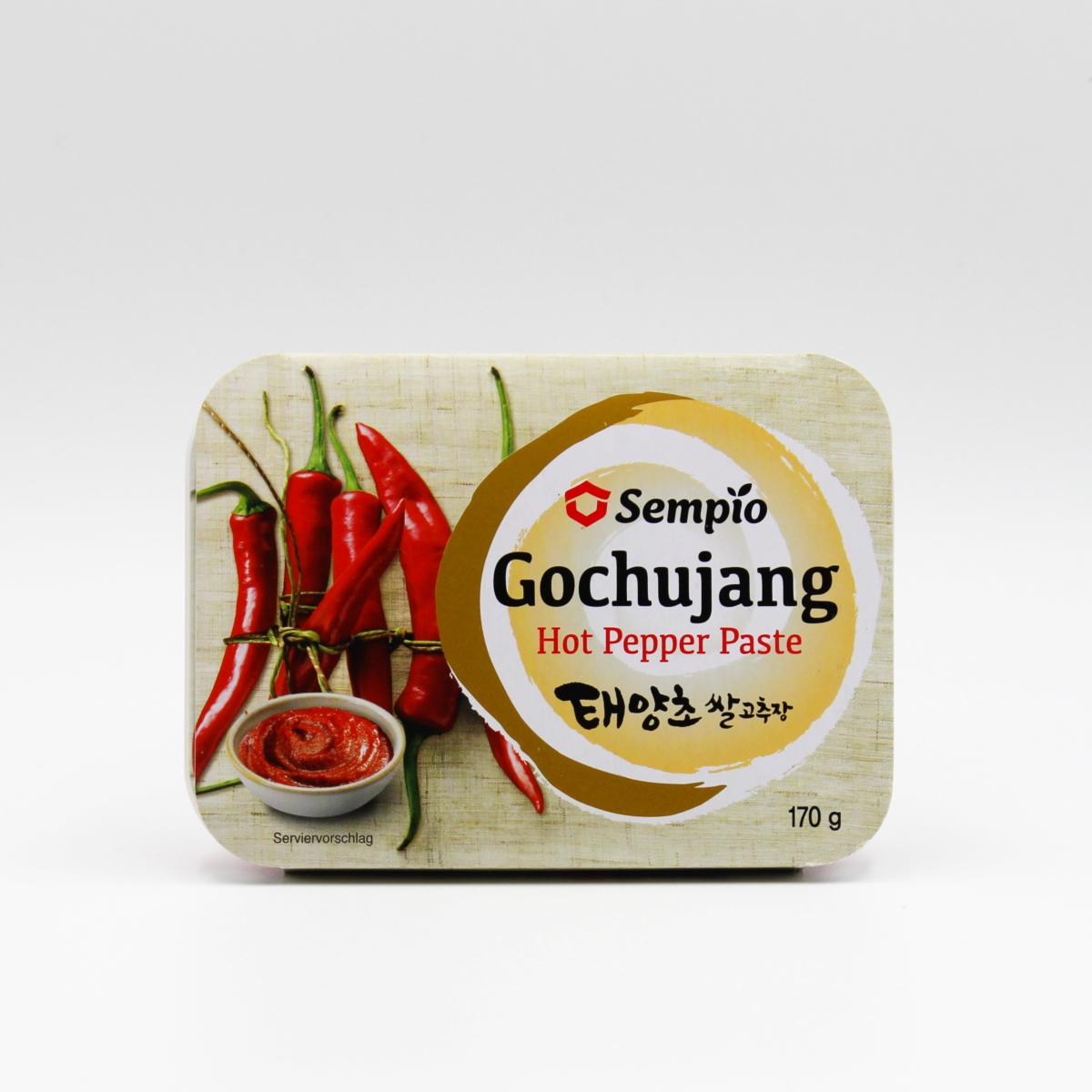 Gochujang 170g (scharfe Paprikapaste), SEMPIO