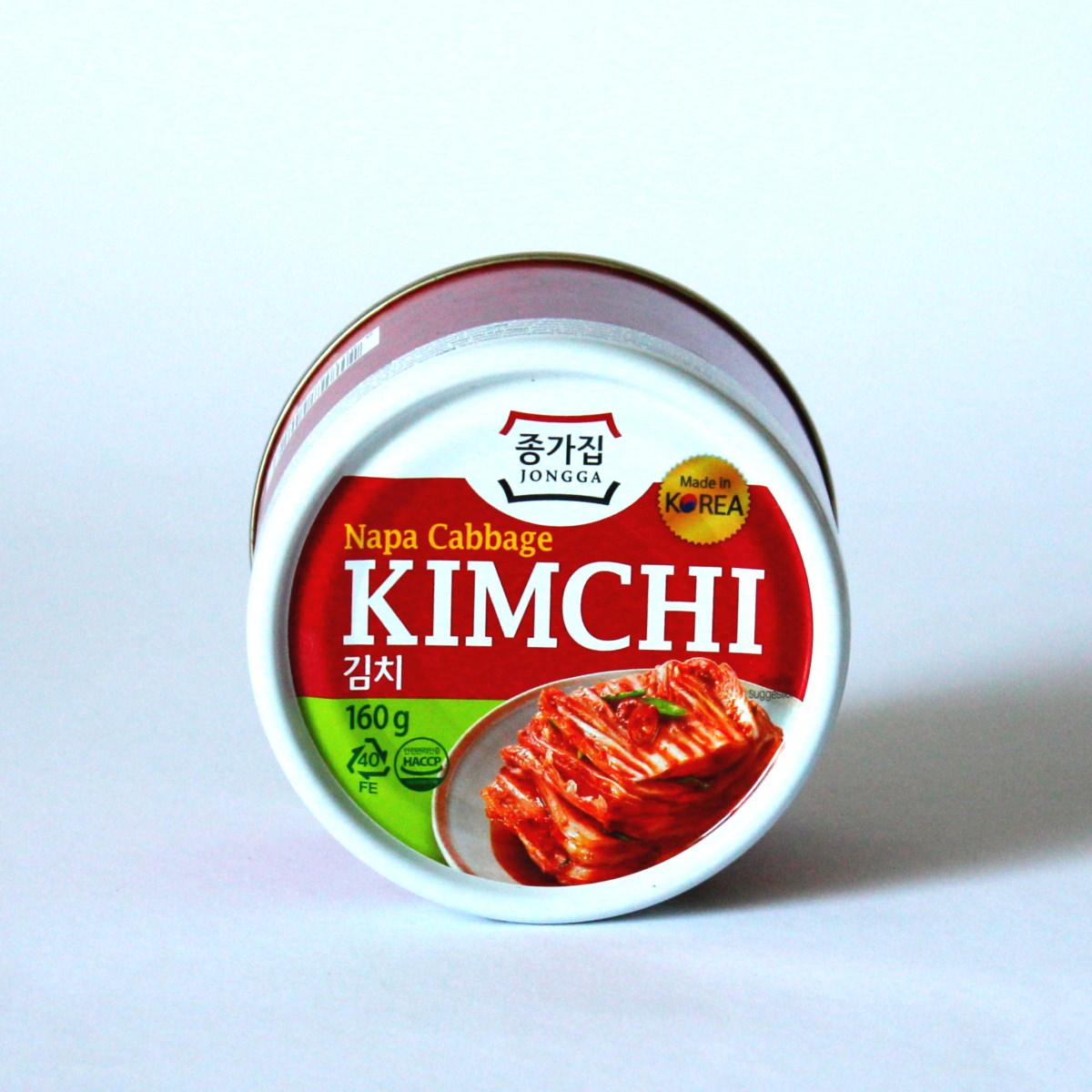 Kimchi 160g (Napa Kohl), JONGGA
